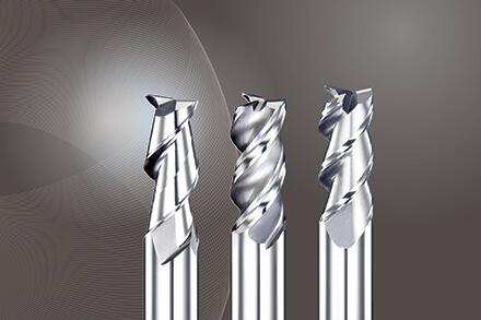 Frese per la lavorazione dell'alluminio